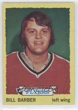 1973-74 Topps #81 - Bill Barber