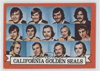 California Golden Seals Team