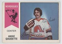 Andre Gaudette [Good to VG‑EX]