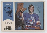 Gilles Gratton [Poor to Fair]