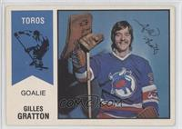 Gilles Gratton [Good to VG‑EX]