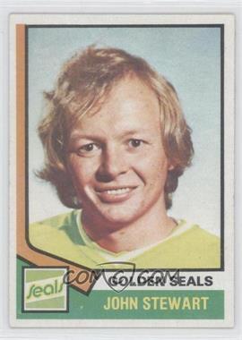 1974-75 Topps #175 - John Stewart