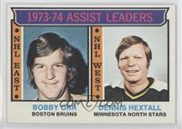 Bobby Orr, Dennis Hextall