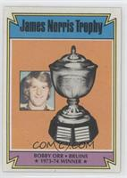 James Norris Trophy Winner (Bobby Orr)