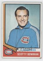Scotty Bowman [Good to VG‑EX]