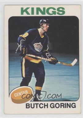 1975-76 O-Pee-Chee - [Base] #221 - Butch Goring