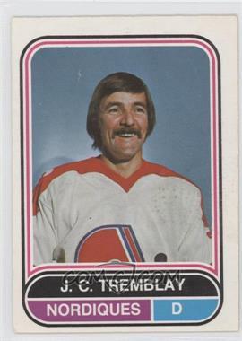 1975-76 O-Pee-Chee WHA #130 - J.C. Tremblay