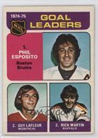 Phil Esposito, Guy Lafleur, Rick Martin [PoortoFair]