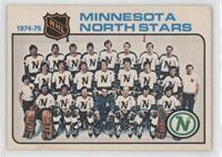 Minnesota North Stars Team [Good to VG‑EX]