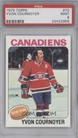 Yvan Cournoyer [PSA 9]