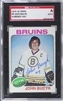 John Bucyk [SGC AUTHENTIC AUTO]