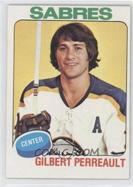 1975-76 Topps #10 - Gilbert Perreault