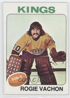 1975-76 Topps #160 - Rogie Vachon