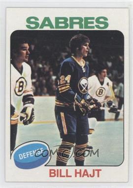 1975-76 Topps #233 - Bill Hajt