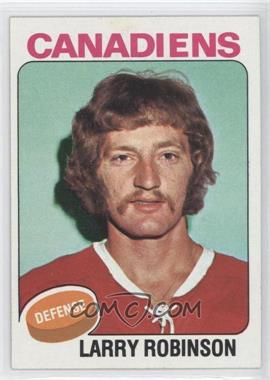 1975-76 Topps #241 - Larry Robinson