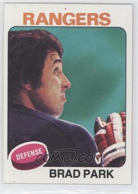 1975-76 Topps #260 - Brad Park