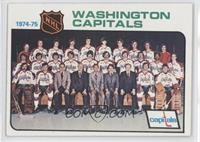 Washington Capitals Team