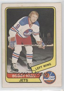 1976-77 O-Pee-Chee WHA #100 - Bobby Hull
