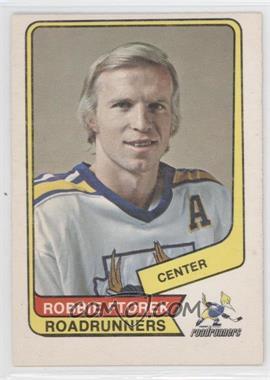 1976-77 O-Pee-Chee WHA #13 - Robbie Ftorek