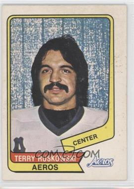 1976-77 O-Pee-Chee WHA #38 - Terry Ruskowski
