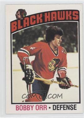 1976-77 O-Pee-Chee #213 - Bobby Orr
