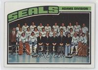 California Golden Seals Team