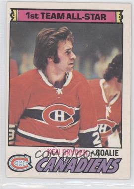 1977-78 O-Pee-Chee #100 - Ken Dryden