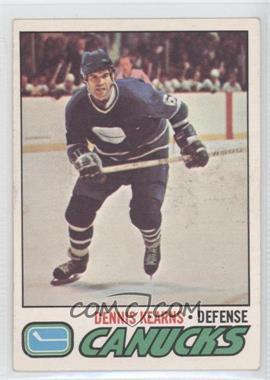 1977-78 O-Pee-Chee #175 - Dennis Kearns
