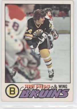1977-78 O-Pee-Chee #220 - Terry O'Reilly