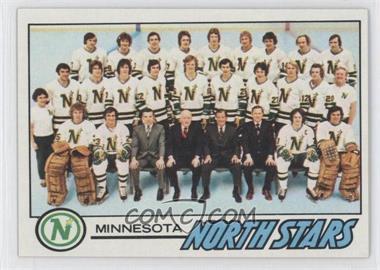1977-78 Topps - [Base] #79 - Minnesota North Stars Team