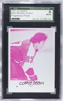 Reggie Leach (Maroon) [SGC AUTHENTIC]
