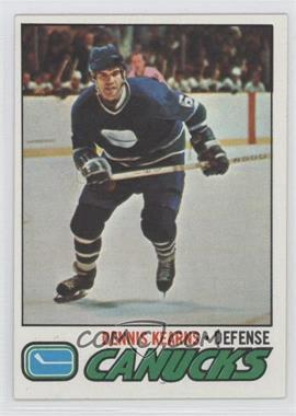 1977-78 Topps #175 - Dennis Kearns