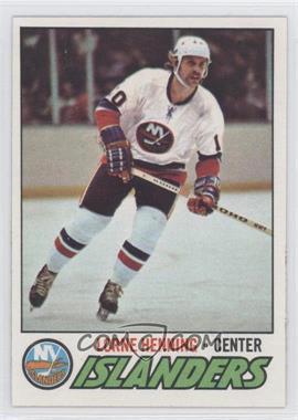1977-78 Topps #219 - Lorne Henning