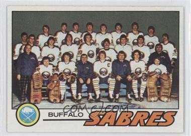 1977-78 Topps #73 - Buffalo Sabres Team