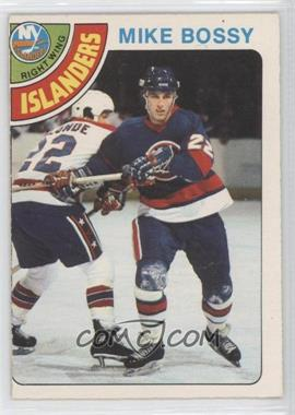 1978-79 O-Pee-Chee #115 - Mike Bossy