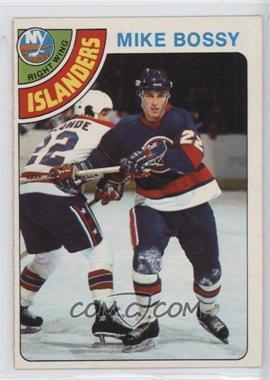 1978-79 O-Pee-Chee #115 - Mike Bossy