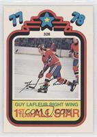 1st Team All Star (Guy LaFleur)