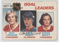 Goal Leaders (Guy Lafleur, Mike Bossy, Steve Shutt) [Good to VG&#8209…