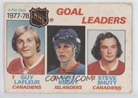 Goal Leaders (Guy Lafleur, Mike Bossy, Steve Shutt) [PoortoFair]