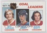 NHL Scoring Leaders (Guy Lafleur, Brian Trottier, Darryl Sittler)