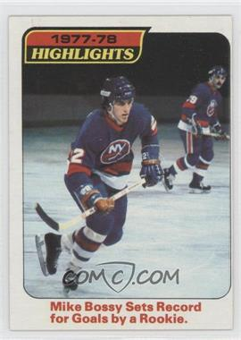 1978-79 Topps #1 - Mike Bossy