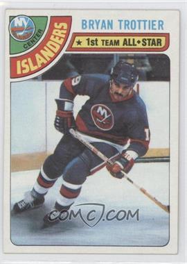 1978-79 Topps #10 - Bryan Trottier
