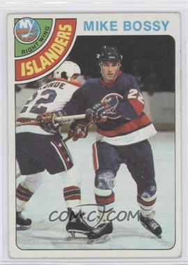 1978-79 Topps #115 - Mike Bossy
