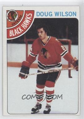 1978-79 Topps #168 - Doug Wilson