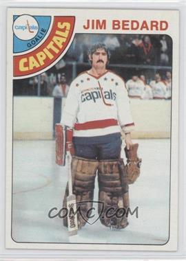 1978-79 Topps #243 - Jim Bedard
