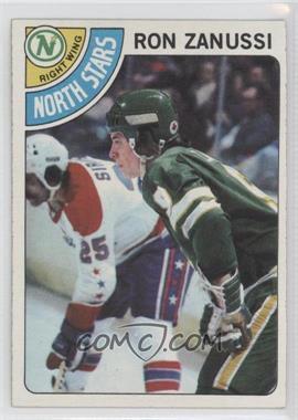 1978-79 Topps #252 - Ron Zanussi
