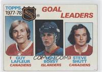 Mike Bossy, Guy Lafleur, Steve Shutt [Poor to Fair]