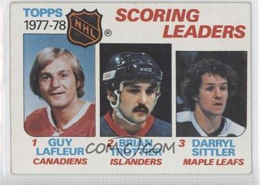 1978-79 Topps #65 - Bryan Trottier, Darryl Sittler