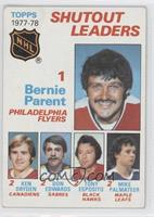 Bernie Parent, Ken Dryden, Don Edwards, Tony Esposito
