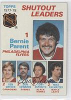 Bernie Parent, Ken Dryden, Don Edwards, Tony Esposito